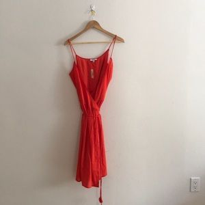 Madewell Dresses - NWT Madewell Sicily Coverup Wrap Dress